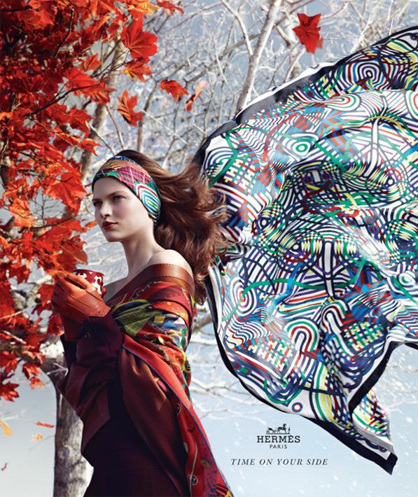 Волшебная рекламная кампания Hermès осень-зима 2012. Изображение № 1.