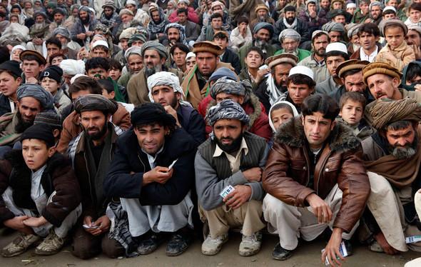 Афганистан. Военная фотография. Изображение № 146.
