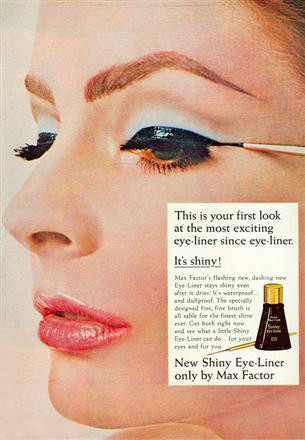 Изображение 41. Мода 60х: макияж.. Изображение № 41.