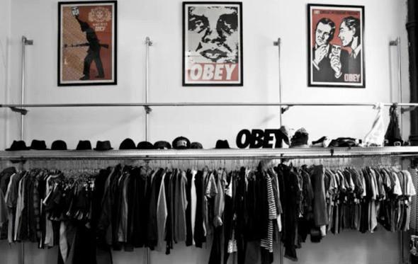 Изображение 34. Obey Весна/Лето 2011.. Изображение № 6.