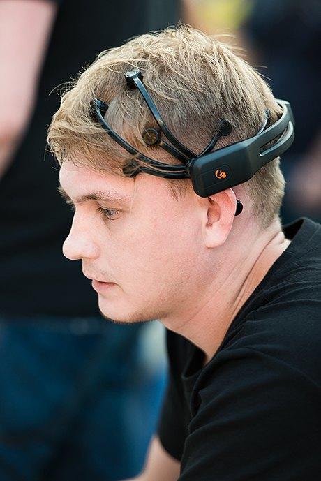 Экспериментальный день видеоигровой выставки Strelkraft. Изображение № 12.