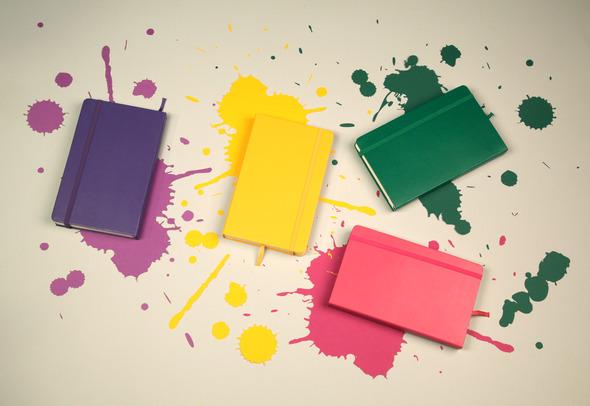 Сенсационные цвета Moleskine 2013 года. Изображение № 1.