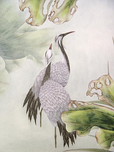 Птицы ицветы. Изображение № 22.