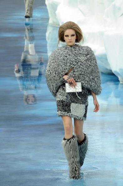Ледяное шоу от Chanel. Изображение № 26.