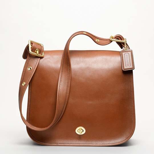 Лукбук: сумки Coach Classics. Изображение № 1.