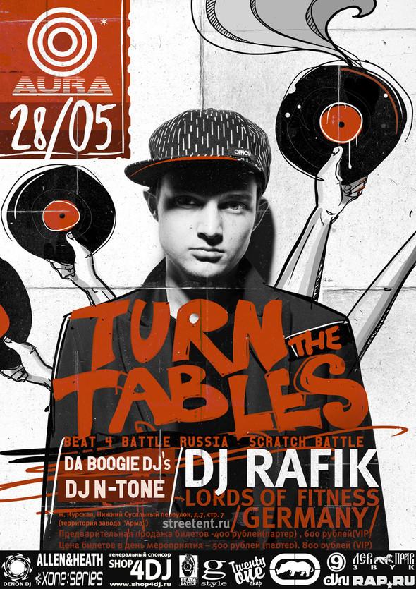 DJ Rafik (Lordz of Fitness - Germany). Изображение № 1.