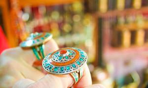 Серебро Непала или что носят непальцы:). Изображение № 2.