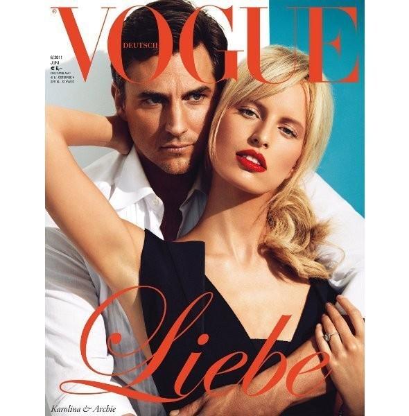 Обложки Vogue: Германия, Испания и Корея. Изображение № 3.