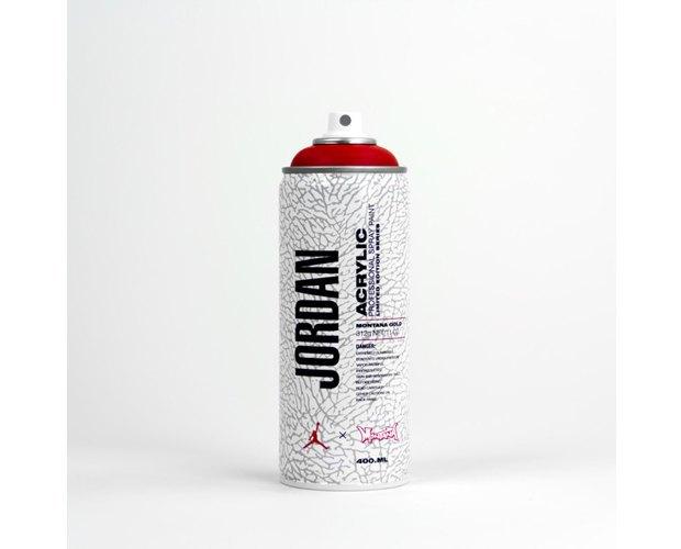 Известные бренды на баллончиках с краской для граффити. Изображение № 9.