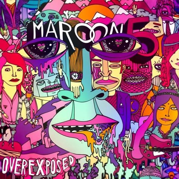 Новый альбом «MAROON 5» уже этим летом!. Изображение № 1.