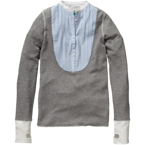 45 неожиданных идей для твоей рубашки. Изображение № 6.