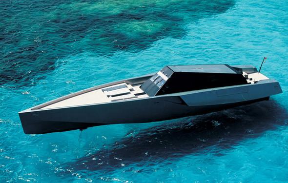 Wallypower 118 - плавающий спорткар!. Изображение № 4.