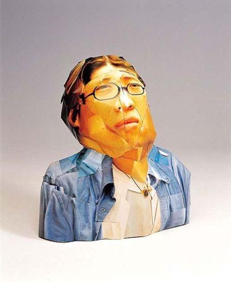 3D Скульптуры изфотографий. Изображение № 1.