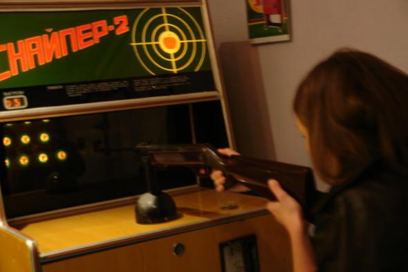 Музей работающих советских игровых автоматов. Изображение № 14.