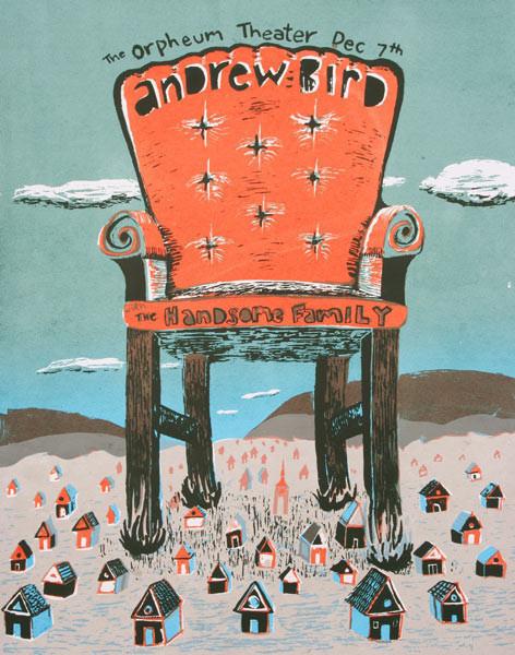 Концертные постеры. Изображение № 27.