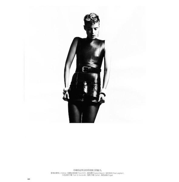 Изображение 42. Съемки: i-D, Interview, POP и Vogue.. Изображение № 49.