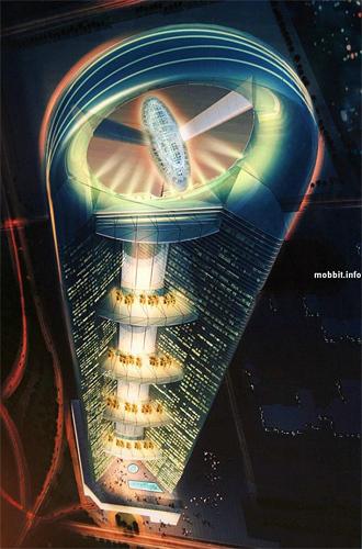 Небоскреб-Вентилятор. Изображение № 3.