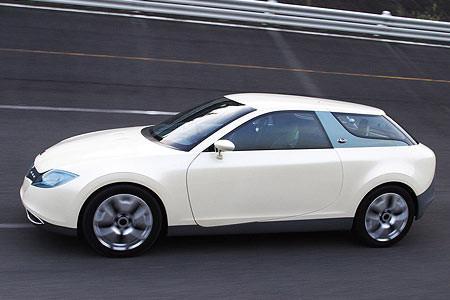 Немколько концептов. Subaru, Honda, Volvo. Изображение № 16.