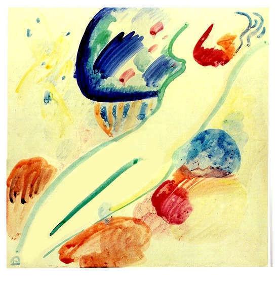 Коллекция работ В.В. Кандинского. Изображение № 48.