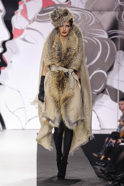 """Коллекция """"La Femme Magnifique"""" Модного Дома Игоря Гуляева. Изображение № 26."""