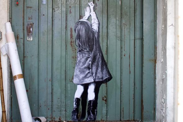 Стрит-арт от французкой команды Murmure - Artisme. Изображение № 2.