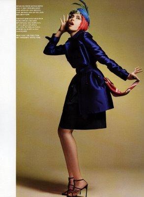 Vogue Korea (april 2008). Изображение № 8.