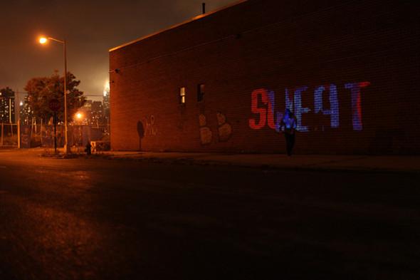 Sweat Shoppe: рождение видео-граффити. Изображение № 3.