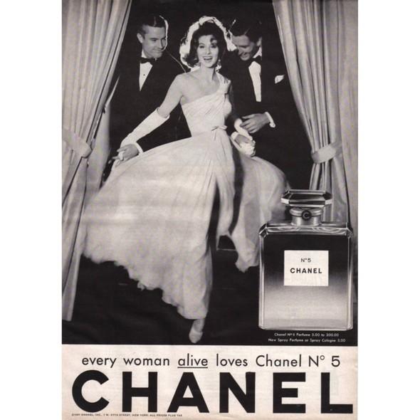Chanel Advertising. Изображение № 4.