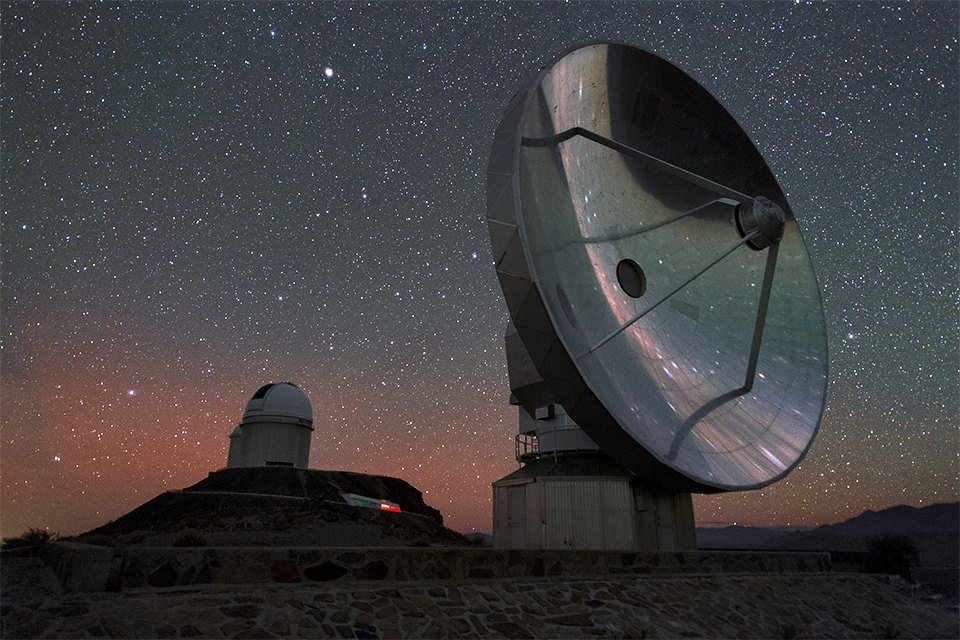 Фотографии лучших обсерваторий мира . Изображение № 10.