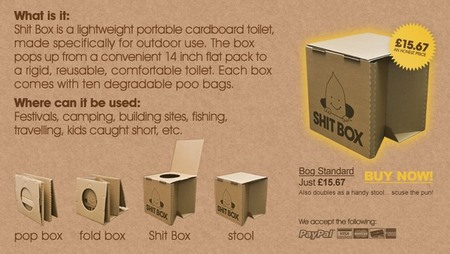 SHIT BOX. Изображение № 1.