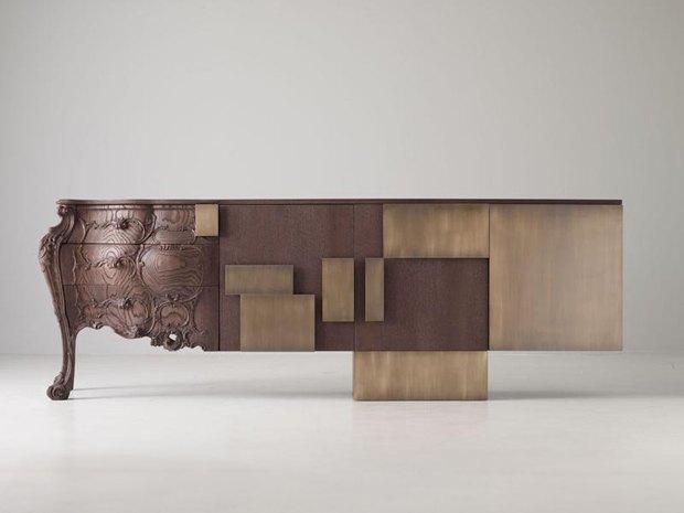 Глитч-мебель: красивые компьютерные ошибки в интерьере. Изображение № 44.