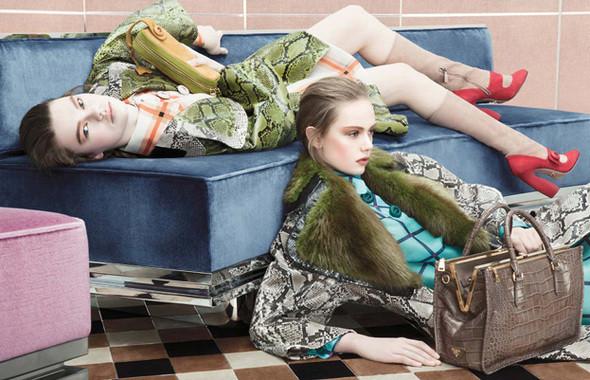 Изображение 17. Кампания: Prada FW 2011.. Изображение № 17.