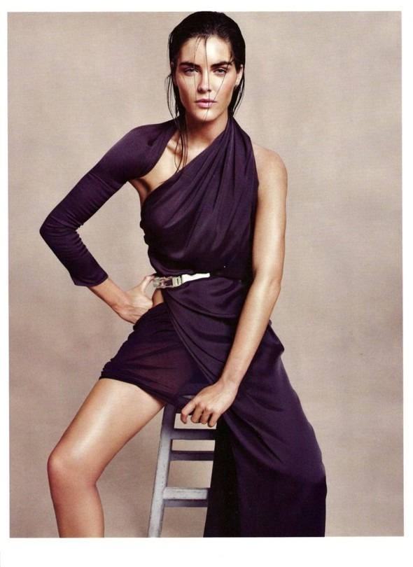5 новых съемок: Elle, Harper's Bazaar, Numero и Vogue. Изображение № 15.