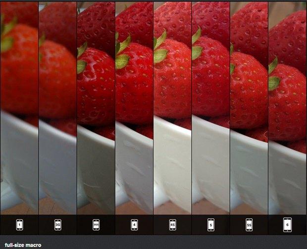 Фото: сравнение качества фотографий у восьми поколений iPhone. Изображение № 1.