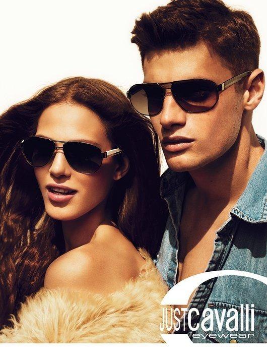 Превью кампаний: Just Cavalli Undewear & Eyewear FW 2011. Изображение № 4.