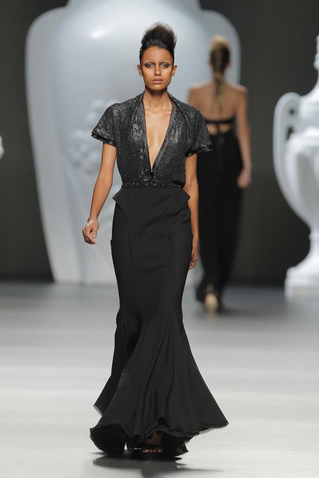 Madrid Fashion Week SS 2013: ANA LOCKING . Изображение № 27.