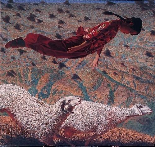 Wang Yi Guang. Feitain, или летающий пух. Изображение № 7.