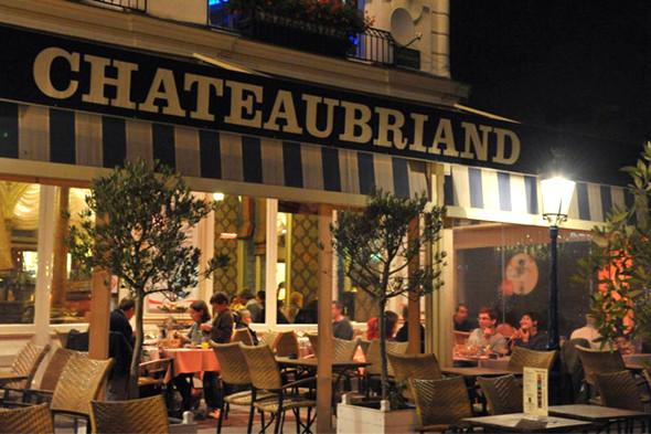 Ресторан Le Chateaubriand. Изображение № 27.