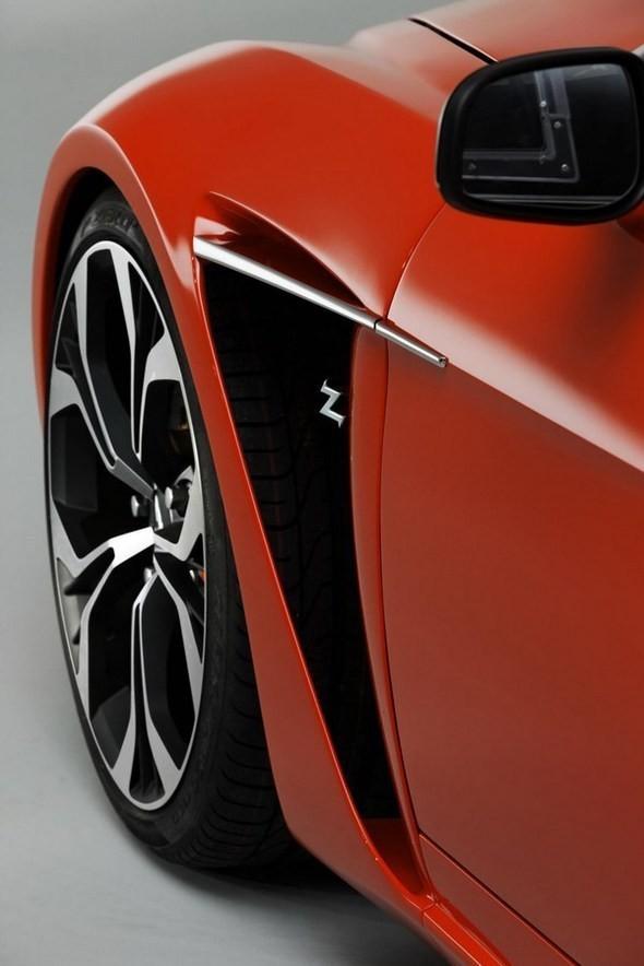 Изображение 1. Aston Martin V12 Zagato получит гоночную версию.. Изображение № 1.