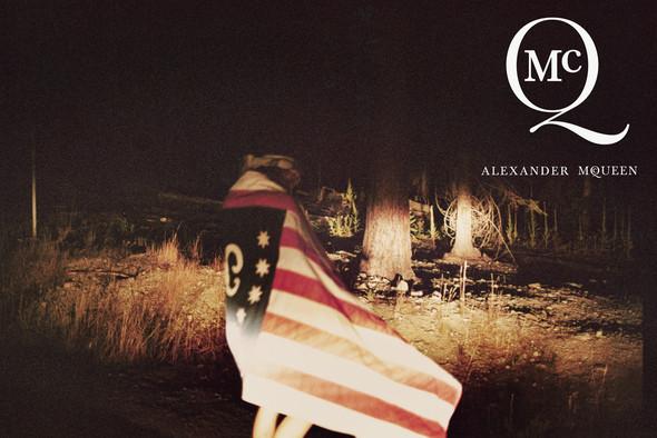 Изображение 1. Road trip: новая рекламная кампания McQ.. Изображение № 2.