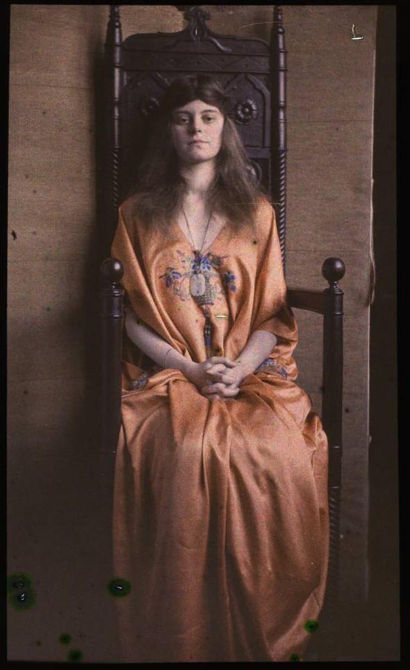 Автохром Люмьер – цветные фотографии начала XX века. Изображение № 8.