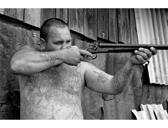 Преступления и проступки: Криминал глазами фотографов-инсайдеров. Изображение № 106.