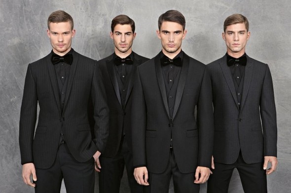 Dolce & Gabbana Mens FW 2010. Изображение № 5.