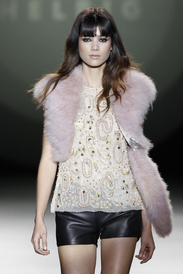 Madrid Fashion Week A/W 2012: Teresa Helbig. Изображение № 28.