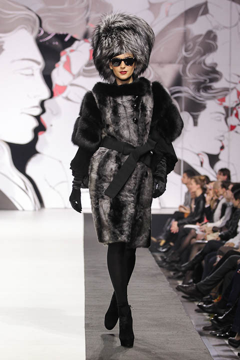 """Коллекция """"La Femme Magnifique"""" Модного Дома Игоря Гуляева. Изображение № 20."""