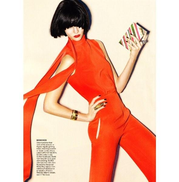 Новые съемки: Vogue, V и другие. Изображение № 4.