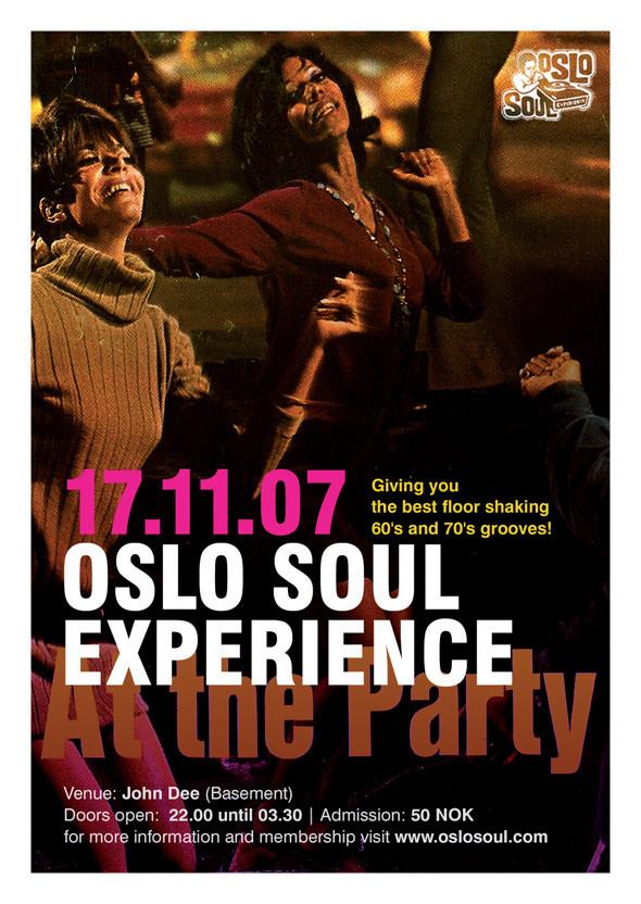 DJ BJOERN ESPEN (OSLO SOUL EXPERIENCE). Изображение № 6.