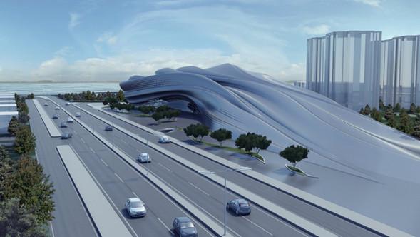 Причудливые формы: необычная архитектура. Изображение № 6.