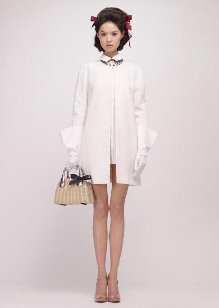 A.P.C., Chanel, MM6, Mother of Pearl, Paule Ka и Yang Li выпустили новые лукбуки. Изображение № 80.