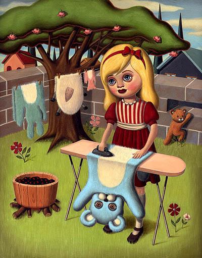 Художница-иллюстратор AnaBagayan. Изображение № 15.